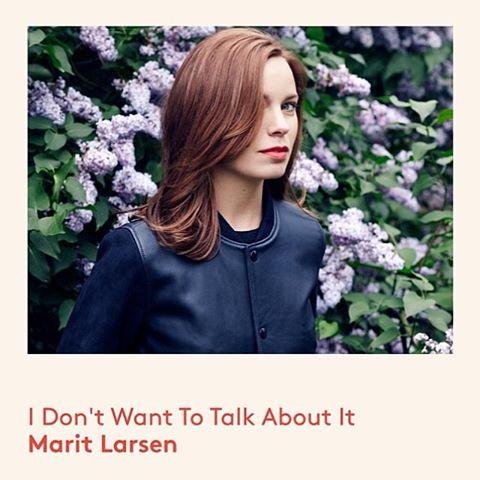 Marit Larsen Www Maritlarsenfans Com